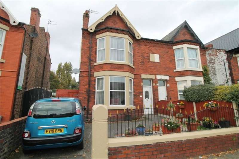 4 Bedrooms Semi Detached House for sale in Sefton Road, Litherland, LIVERPOOL, Merseyside