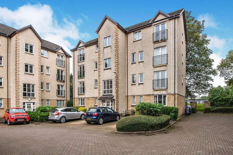 2 Bedrooms Apartment Flat for sale in Madderfield Mews, Linlithgow, West Lothian, EH49
