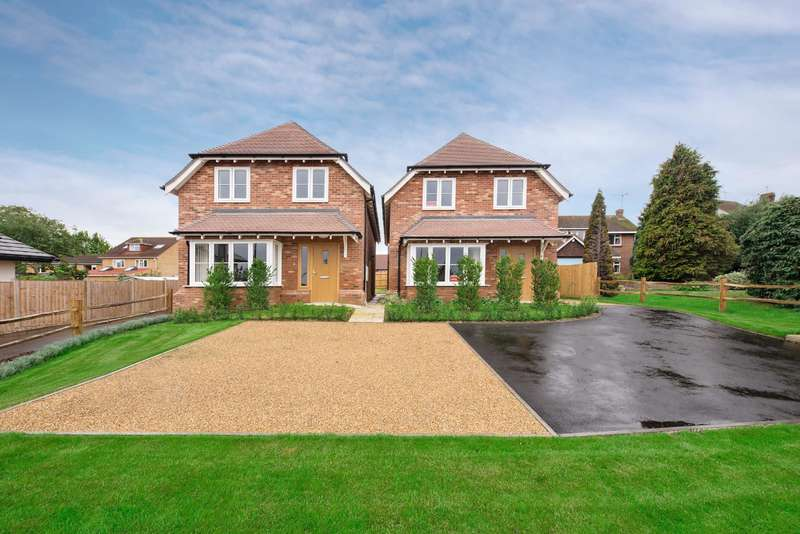 4 Bedrooms Detached House for sale in Lower Higham Road, Chalk, DA12 2NN