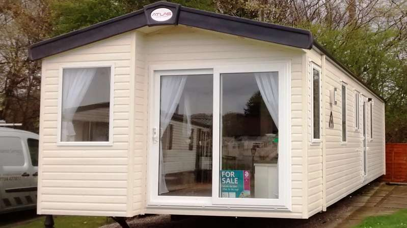 2 Bedrooms Caravan Mobile Home for sale in Eryl Hall Holiday Park, St Asaph