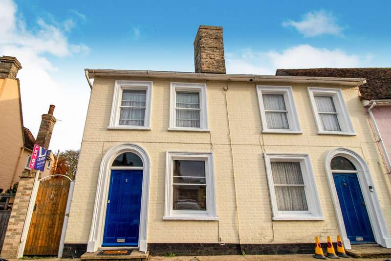 2 Bedrooms Cottage House for rent in Ruses Cottage Hall Street, Long Melford