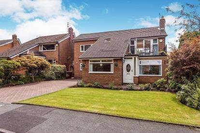 4 Bedrooms Detached House for sale in The Crescent, Blackburn, Lancashire, BB2