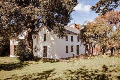 6 Bedrooms Detached House for sale in Rhydyclafdy, Boduan, Pwllheli, Gwynedd, LL53