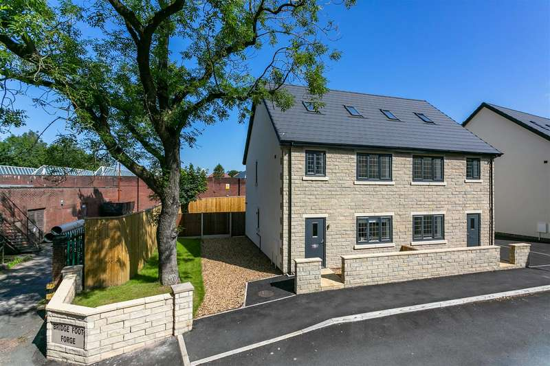 4 Bedrooms Semi Detached House for sale in Bridge Street, Horwich, Bolton