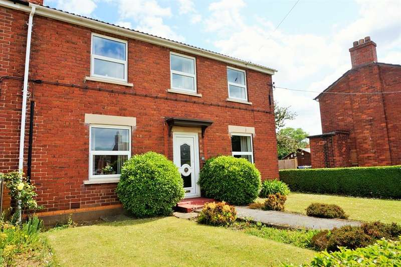 3 Bedrooms Semi Detached House for sale in Rainford Square, Kirk Sandall, Doncaster, DN3 1NS