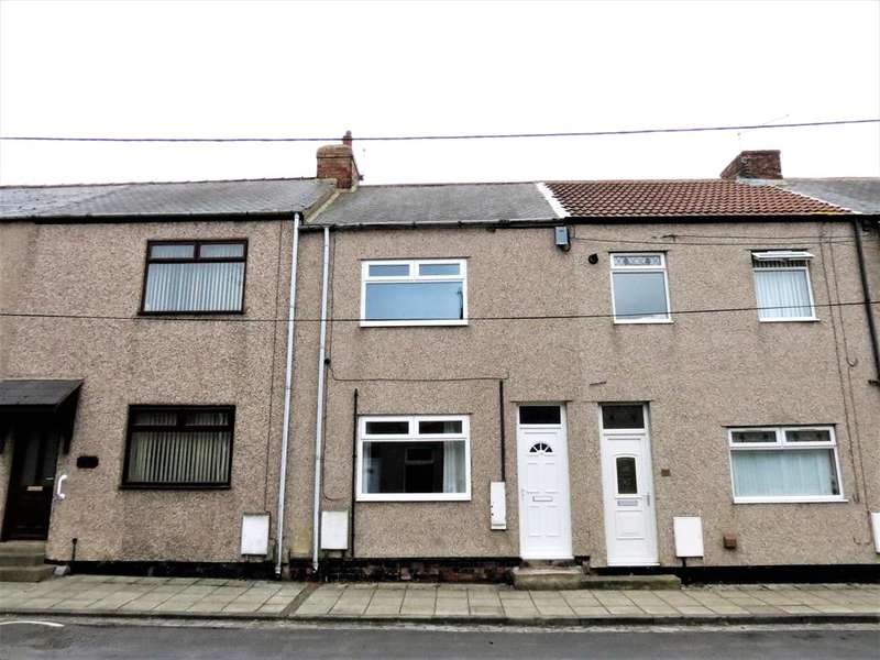2 Bedrooms Terraced House for sale in Windsor Street, Trimdon Station, County Durham, TS29 6DJ