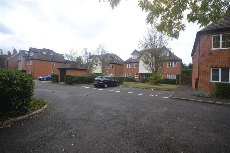 2 Bedrooms Apartment Flat for sale in Mansell Court, Reading, RG2 7DZ
