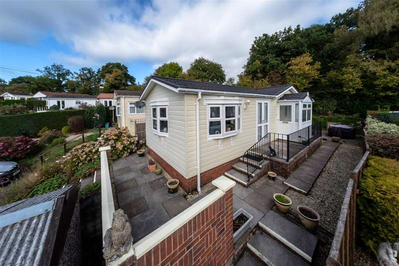 2 Bedrooms Park Home Mobile Home for sale in 7 Oak Way, Caerwnon Park, Builth Wells, LD2 3SN