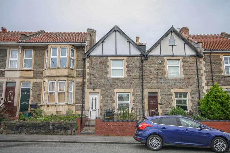 3 Bedrooms Terraced House for sale in Bishopsworth Road, Bishopsworth, Bristol, BS13 7LH