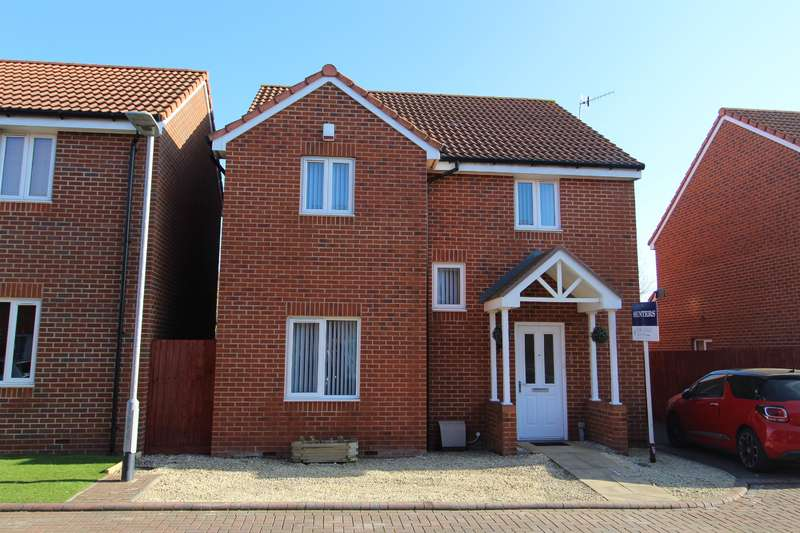 4 Bedrooms Detached House for sale in John Hall Close, Hengrove, Bristol, BS14 9JY
