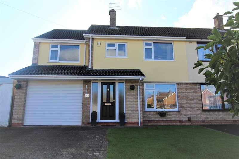 4 Bedrooms Semi Detached House for sale in Birch Croft, Whitchurch , Bristol, BS14 0JA