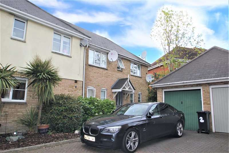 3 Bedrooms Semi Detached House for sale in St Nicholas Place , Loughton, Essex , IG10 1BF