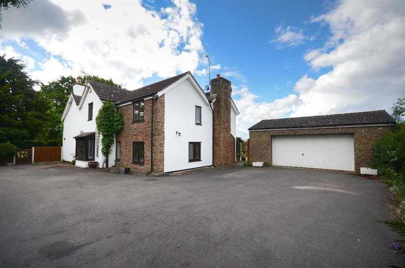 4 Bedrooms Detached House for sale in Church Lane, Moorend, Hambrook, Bristol, BS16 1ST