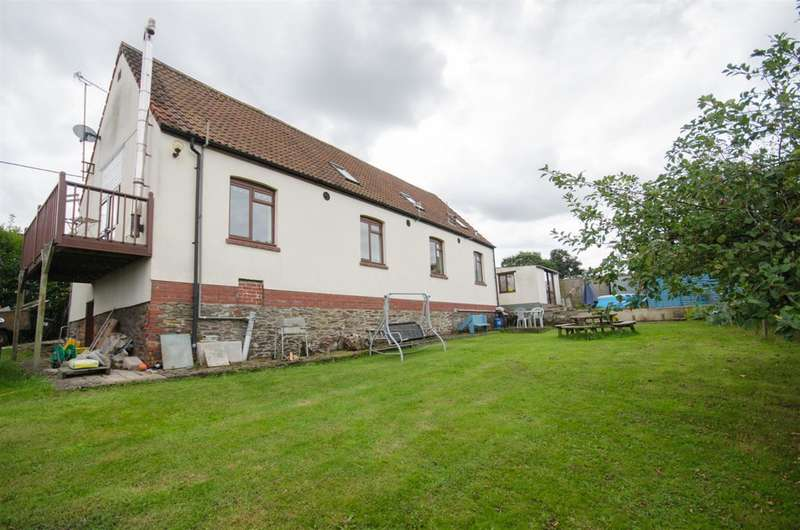 5 Bedrooms Detached House for sale in The Old Chapel, Bury Hill, Winterbourne Down, Bristol, BS36 1AD