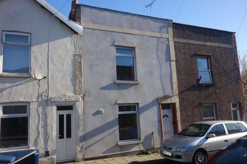 2 Bedrooms Terraced House for sale in Henrietta Street, Easton, Bristol