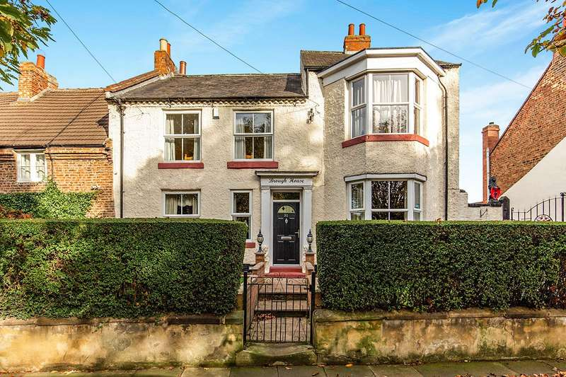 6 Bedrooms Semi Detached House for sale in Haughton Green, Darlington, DL1