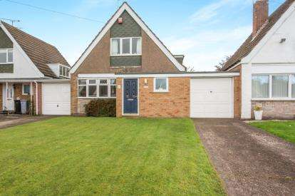 3 Bedrooms Link Detached House for sale in Milton Drive, Wistaston, Crewe, Cheshire