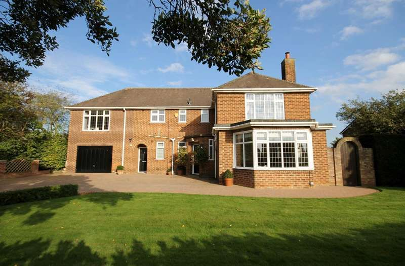5 Bedrooms Detached House for sale in Rydal Mount, Thirsk Road, Northallerton DL6 1PP