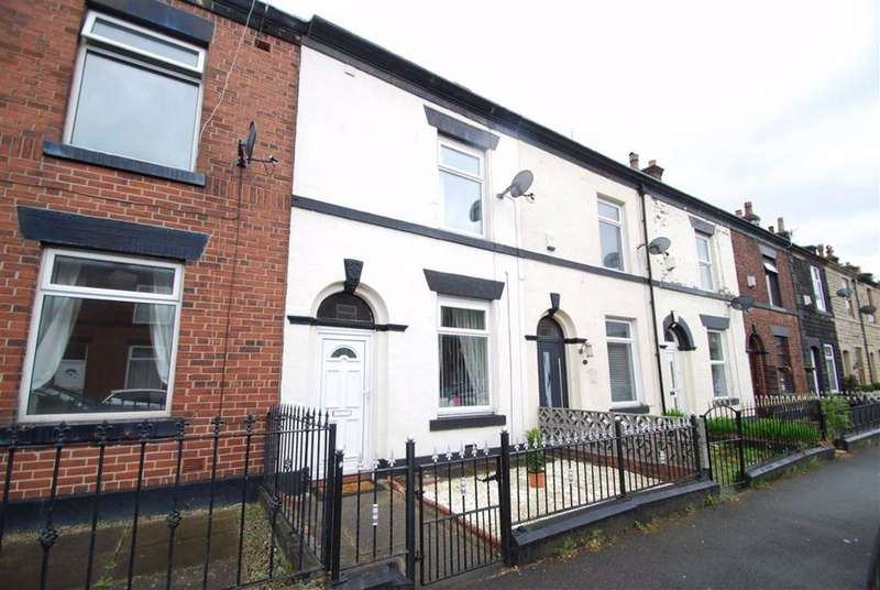 3 Bedrooms Terraced House for sale in Stephen Street, Elton, Bury
