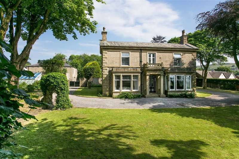 5 Bedrooms Detached House for sale in Whitecroft Avenue, Haslingden, Lancashire, BB4