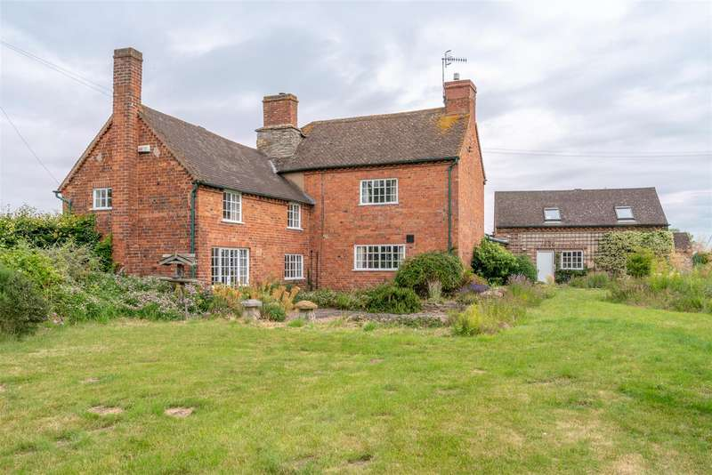 4 Bedrooms Detached House for sale in Abbots Salford, Evesham