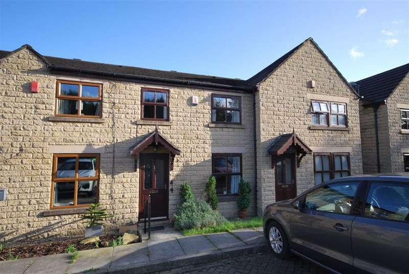 3 Bedrooms Town House for sale in Church Close, Ramsbottom, Greater Manchester, BL0