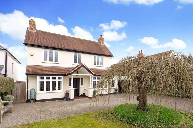 4 Bedrooms Detached House for sale in Cherry Garden Lane, Maidenhead, Berkshire, SL6