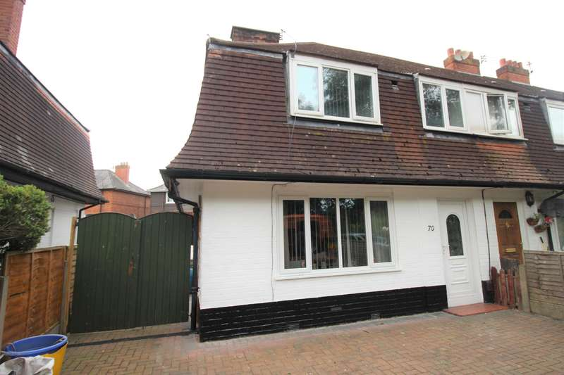 3 Bedrooms Semi Detached House for sale in Brownley Road , Wythenshawe , Manchester , M22 4PU