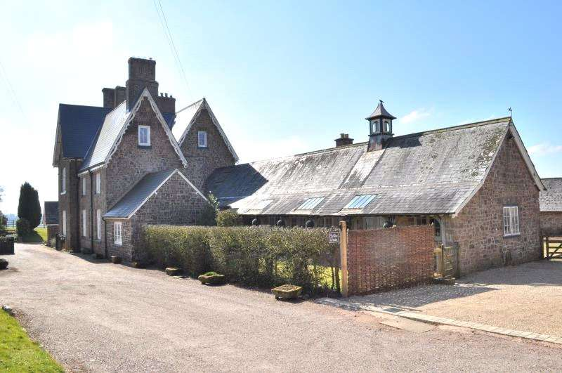 5 Bedrooms House for sale in Stoodleigh, Tiverton, Devon, EX16