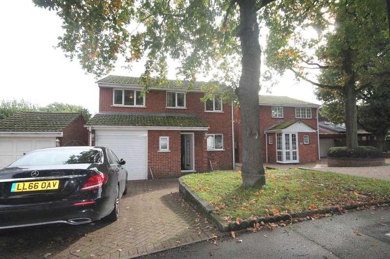 4 Bedrooms Detached House for sale in Heathdene Drive, Upper Belvedere