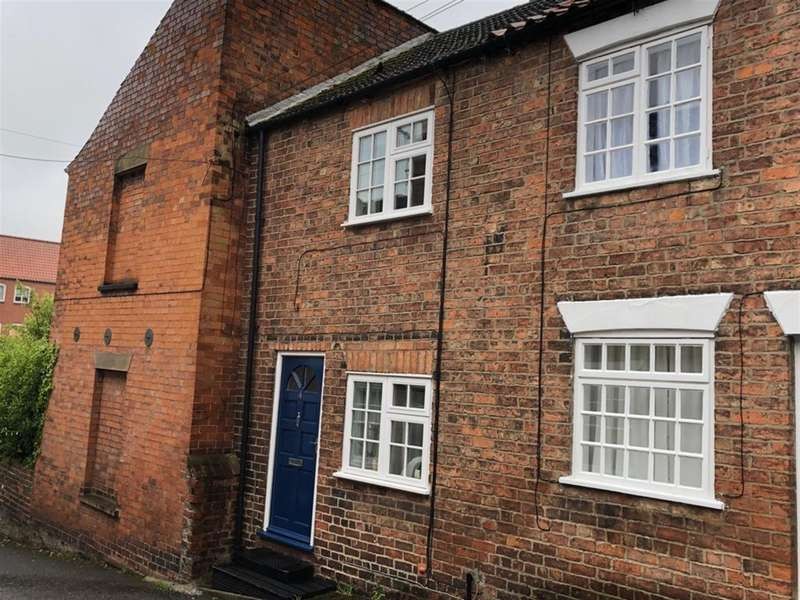 2 Bedrooms Terraced House for sale in Grays Road, Louth