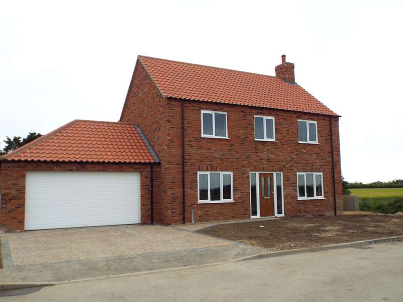 4 Bedrooms Detached House for sale in Plot Five, Stoneleigh Farm, Maltby Le Marsh LN13 0JP