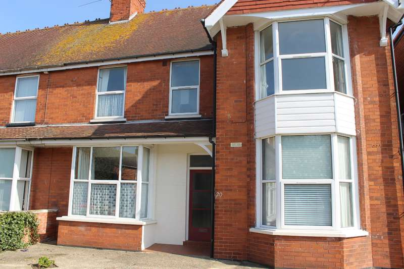 1 Bedroom Flat for rent in Lumley Avenue, Skegness, Lincolnshire, PE25 2AT