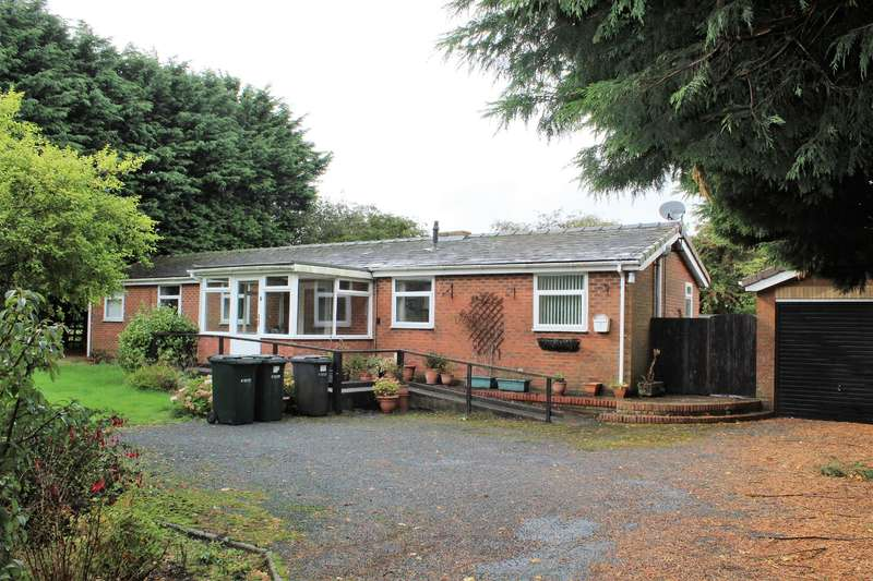 3 Bedrooms Detached Bungalow for sale in Ulceby Cross, Ulceby, Alford, LN13 0EZ