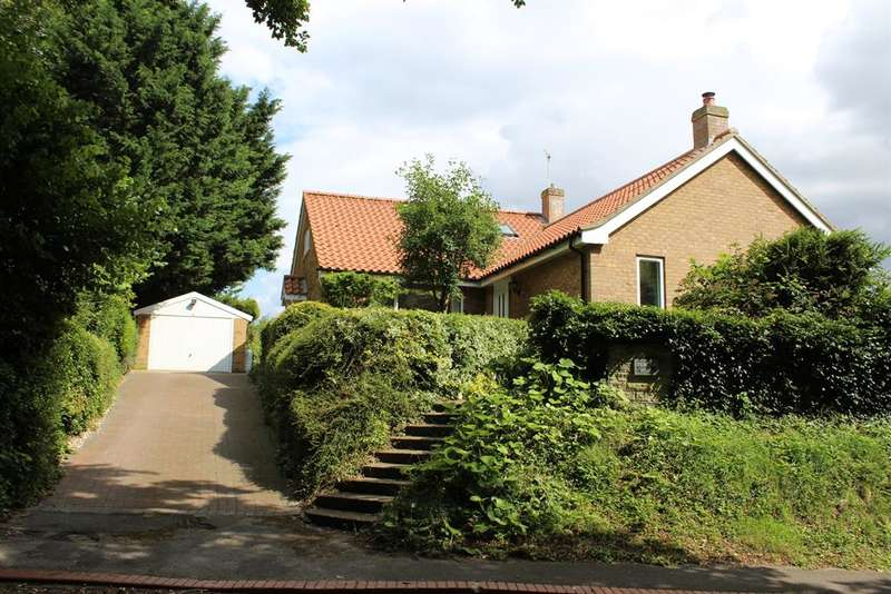 3 Bedrooms Detached Bungalow for sale in Skendleby, Spilsby, PE23 4QE