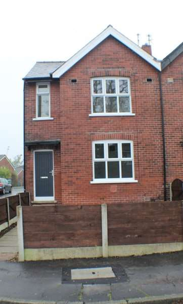 3 Bedrooms Semi Detached House for sale in Newlands Avenue, Syke, Rochdale, Greater Manchester, OL12