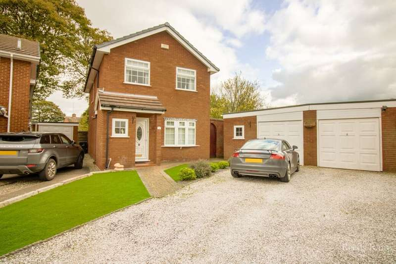 3 Bedrooms Property for sale in Chapel Mews, Whitby, Ellesmere Port, CH65