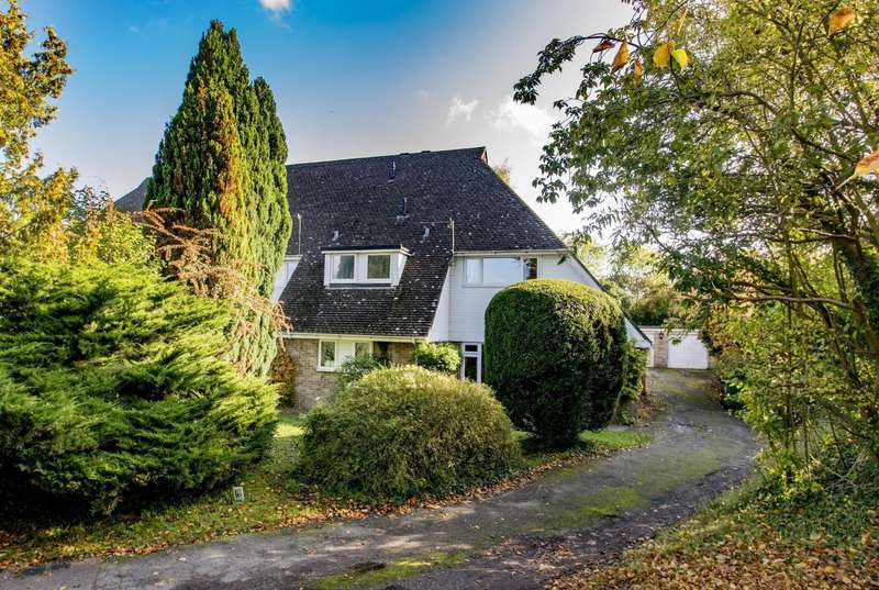 4 Bedrooms End Of Terrace House for sale in Pennypiece, Goring on Thames, RG8