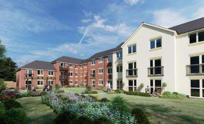 2 Bedrooms Retirement Property for sale in Tebbutt Lodge, Clarence Street, Market Harborough