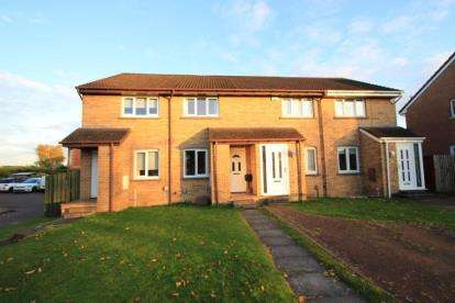 2 Bedrooms Terraced House for sale in Micklehouse Oval, Springhill, Baillieston, Glasgow