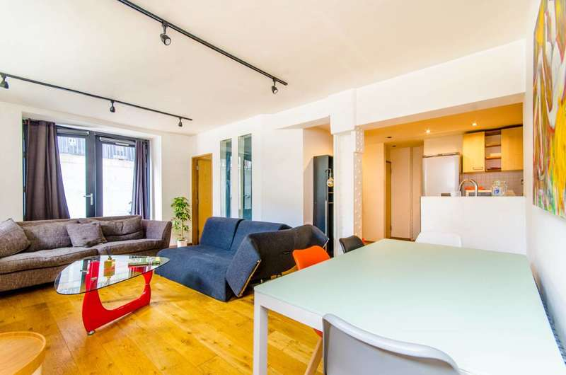 2 Bedrooms Flat for sale in The Jam Factory, London Bridge, SE1