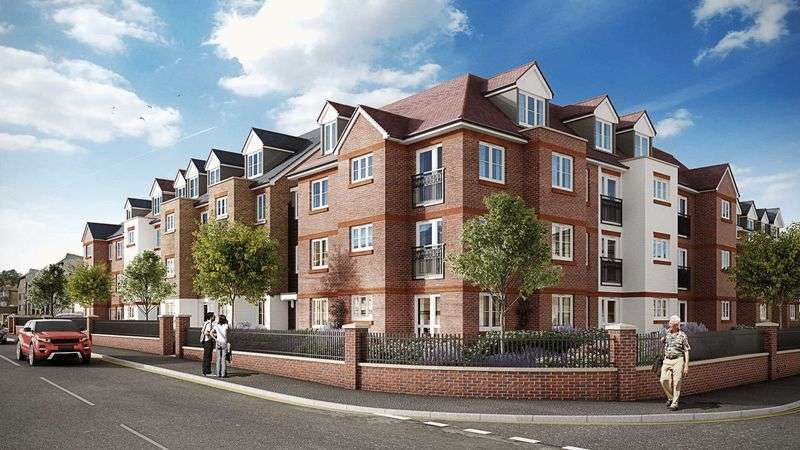 Property for sale in Beatrice Lodge, Sittingbourne: **70% ALREADY SOLD**