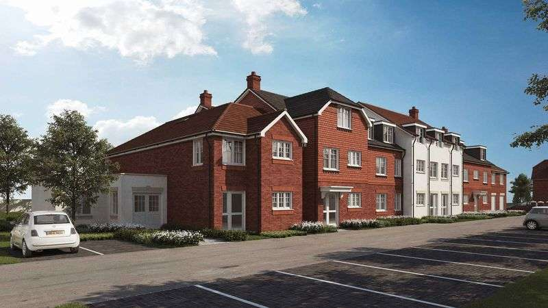 2 Bedrooms Property for sale in St Giles Lodge, Tonbridge: **FINAL APARTMENT REMAINING!**