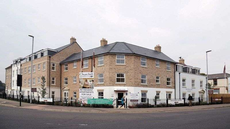 Property for sale in Moorhouse Lodge, Huntingdon: **SHOW APARTMENTS NOW OPEN!**