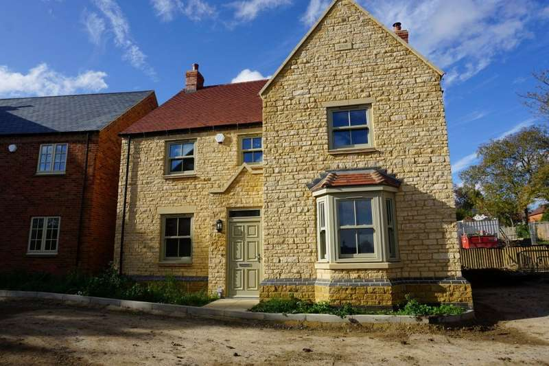 4 Bedrooms Detached House for sale in CLICKERS YARD COURT, OLNEY