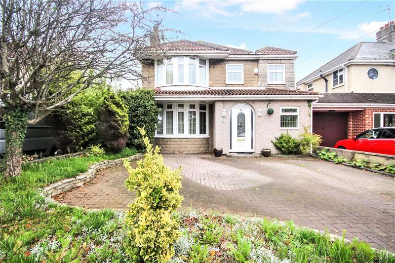 4 Bedrooms Detached House for sale in Northern Road, Rodbourne Cheney, Swindon, Wiltshire, SN2