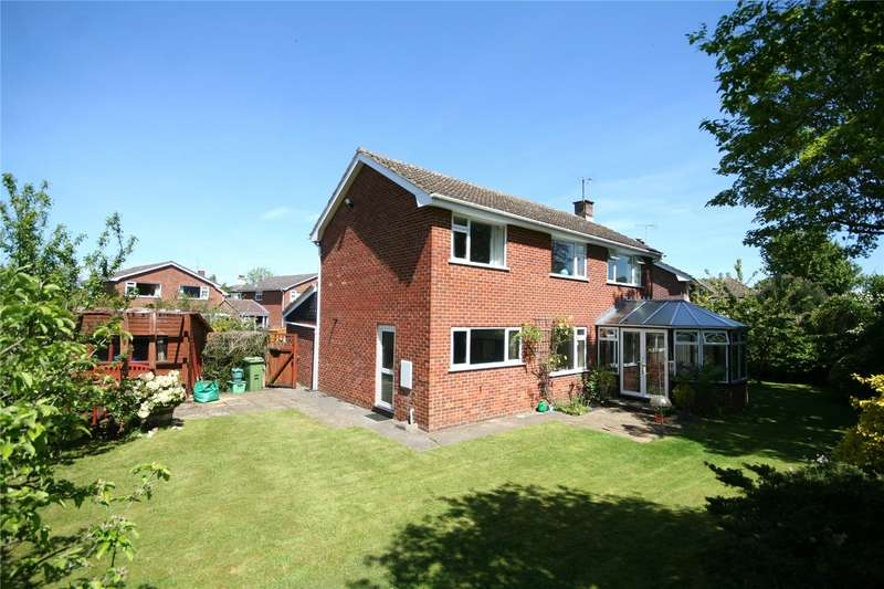 4 Bedrooms Detached House for sale in Branch Hill Rise, Charlton Kings, Cheltenham GL53