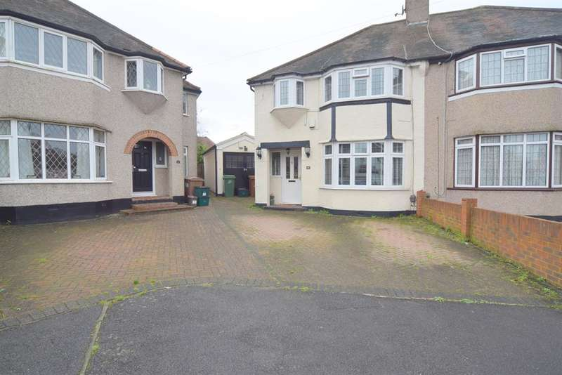 3 Bedrooms End Of Terrace House for sale in Selwood Road, Sutton, SM3