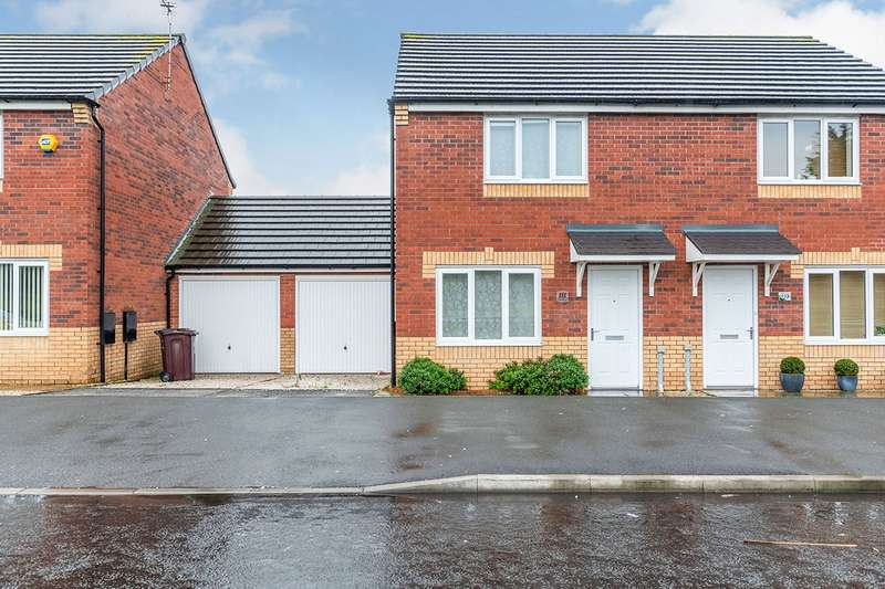 2 Bedrooms Semi Detached House for sale in Hillside Avenue, Liverpool, Merseyside, L36