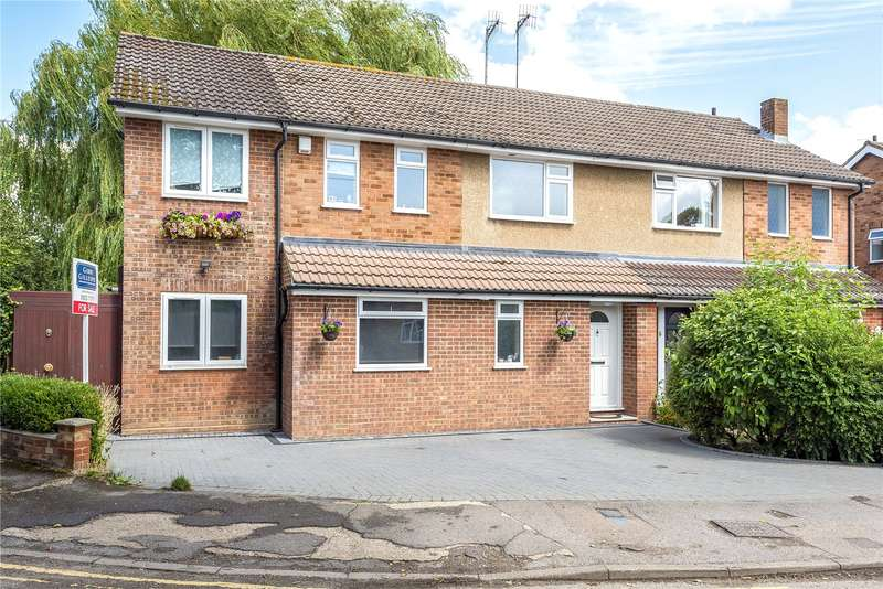 4 Bedrooms Semi Detached House for sale in Frogmoor Lane, Rickmansworth, Hertfordshire, WD3